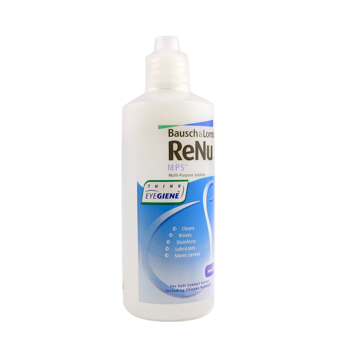Image of ReNu Multipurpose Solution Handy Pack 120ml