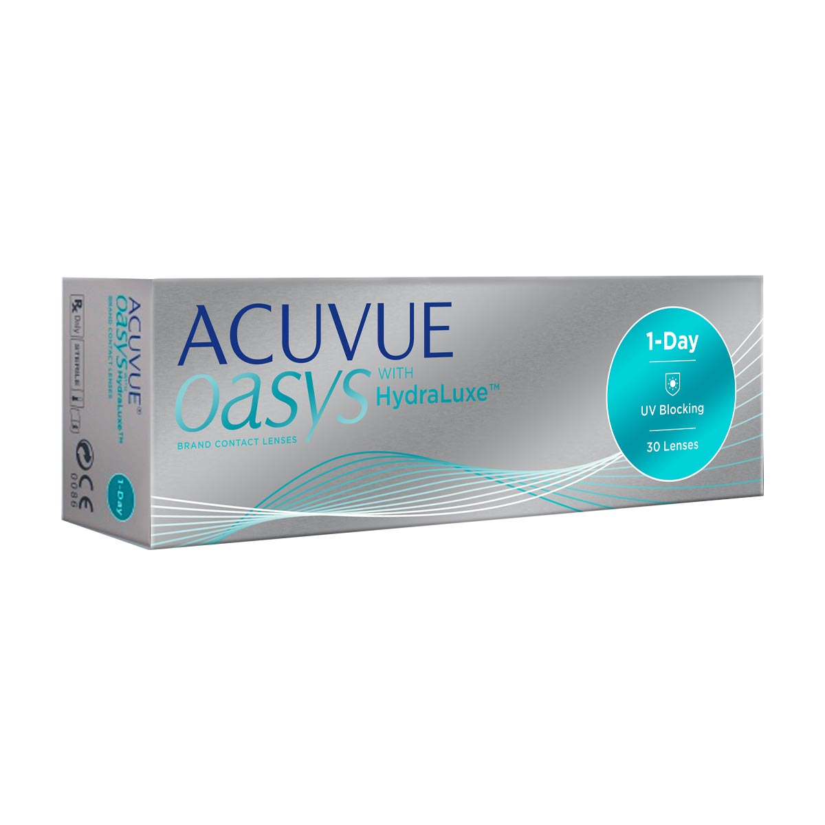 Image of Acuvue Oasys 1 Day 30 Pack