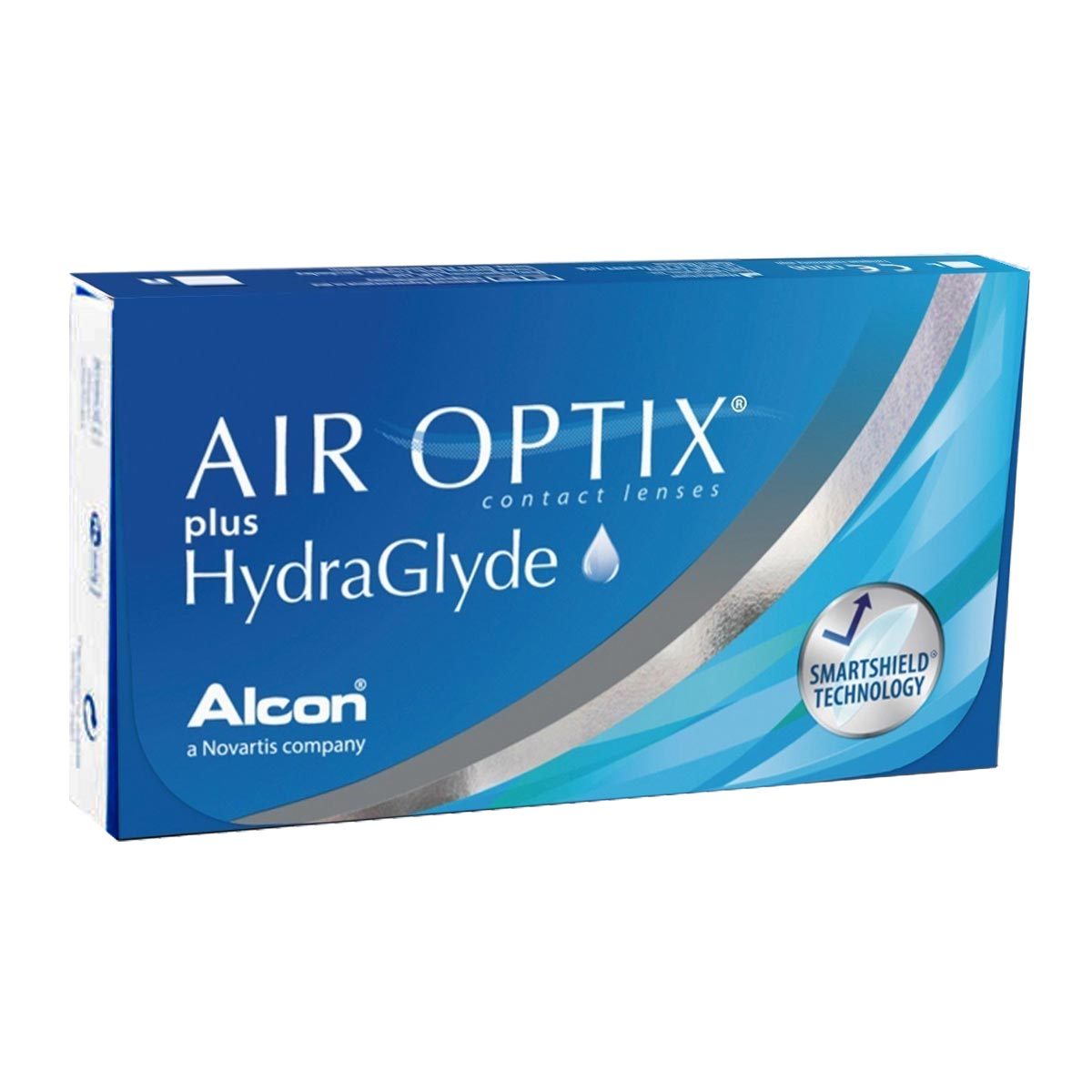 Image of Air Optix plus HydraGlyde 3 Pack